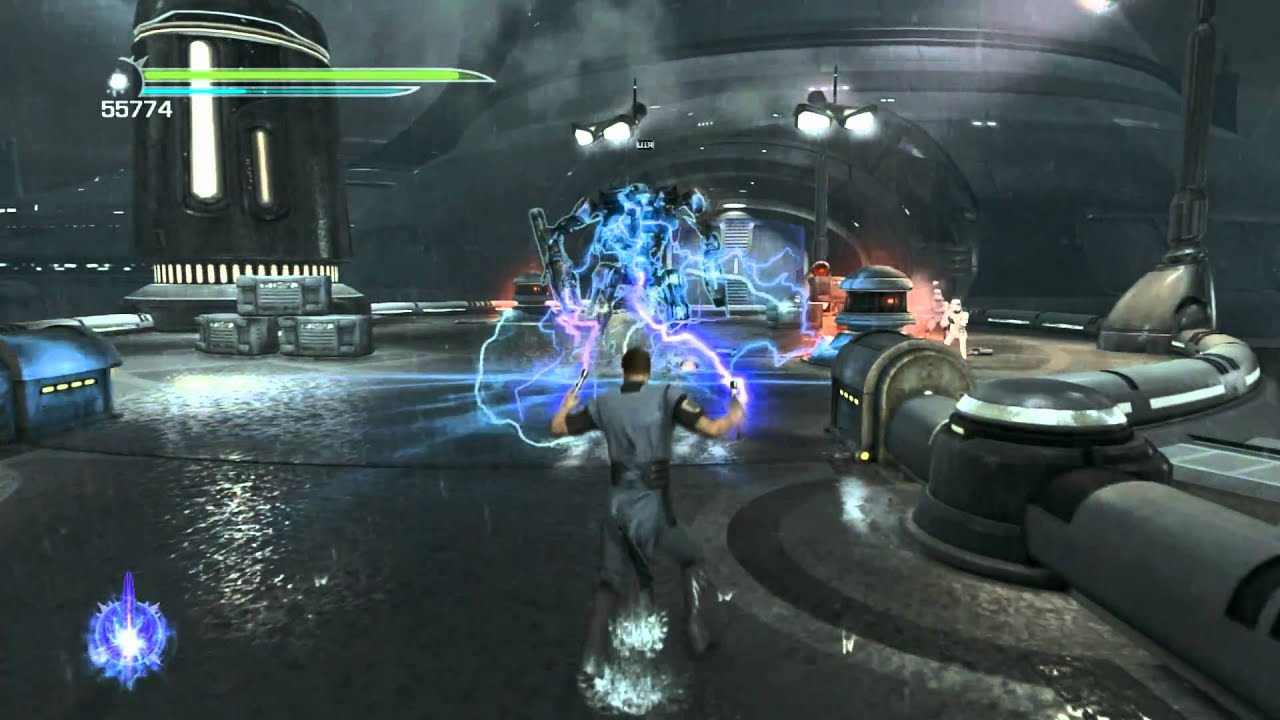 Star Wars The force Unleashed 2 Gameplay [Part 2] [HD] 1080p - YouTube