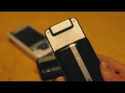 Hacker Sony - Comparacion Camara Flash Sony Ericsson C901 y C903