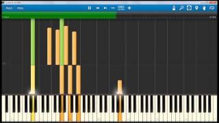 Hulk Soundtrack - Danny Elfman (Piano tutorial)