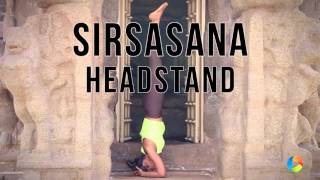 How to: Sirsasana (Headstand)