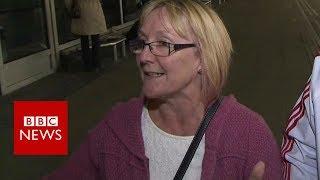 Hurricane Irma: Holidaying Brits return home - BBC News