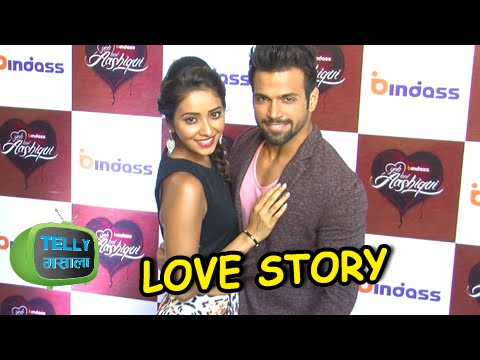 Rithvik Dhanjani - Asha Negi Love Story On Television | Interview | Yeh Hai Aashiqui