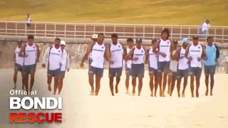 Indian Cricket Team VS. Bondi Lifeguards | Best of Bondi Rescue