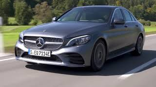 2018 Mercedes-Benz C 300 with overview on interior and exterior video