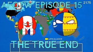 Alternate Future Of The World(Episode 15 (alt.)) The True End (Romanian Mapping Continuation/Parody)