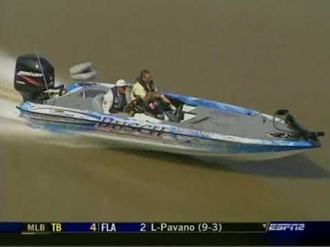 2004 Bassmaster E-50 -- Ohio Cumberland Tennessee Rivers  Part Two