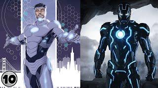 Top 10 Strongest Iron Man Suits   Marathon
