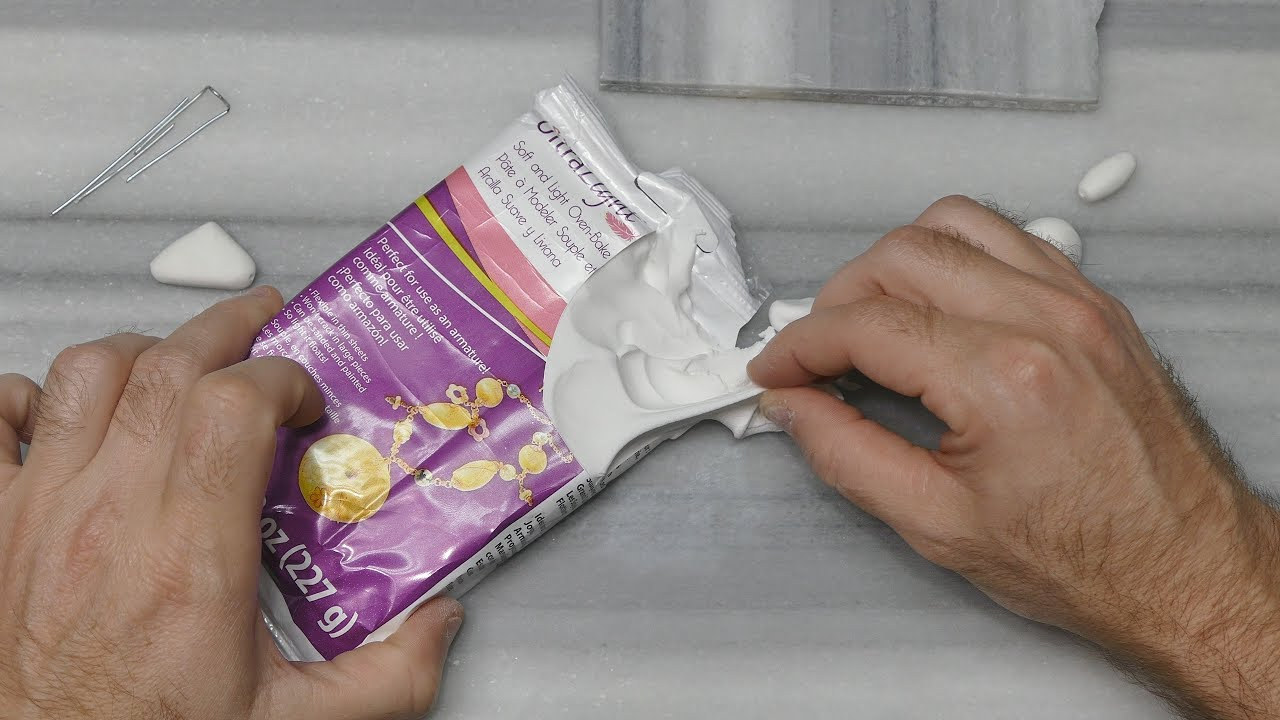 Sculpey Ultra Light Polymer Clay 8oz
