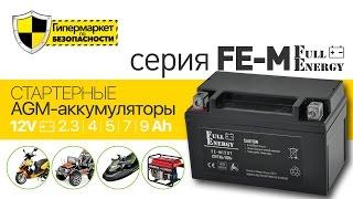 Обзор аккумуляторов FE-M