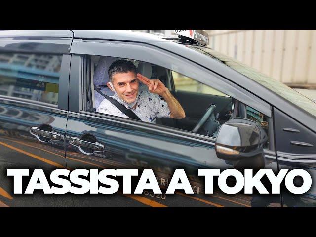 TASSISTA A TOKYO - ITALIANI IN GIAPPONE Ep. 2