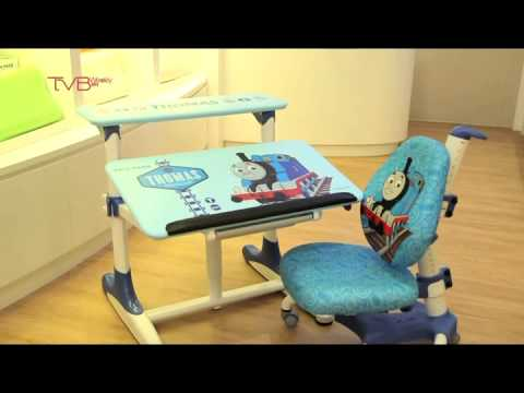 SINOMAX Thomas and Friends KidsCare Desk and Chair Series YouTube