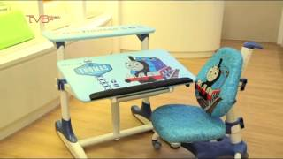 Sinomax Thomas And Friends Kids-care Desk And Chair Series
