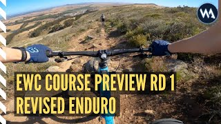 2020 EWC // RD 1 // REVISED ENDURO // COURSE PREVIEW