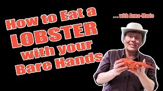 How To Eat Lobster With Your Bare Hands