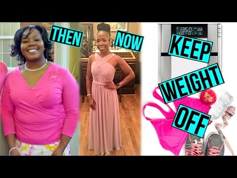 HOW I KEPT 100 POUNDS OFF 10 YEARS! | Weight Loss Secrets That ACTUALLY WORK