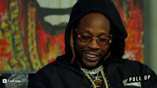 2 Chainz talks New Music and PTSD in Hip Hop |