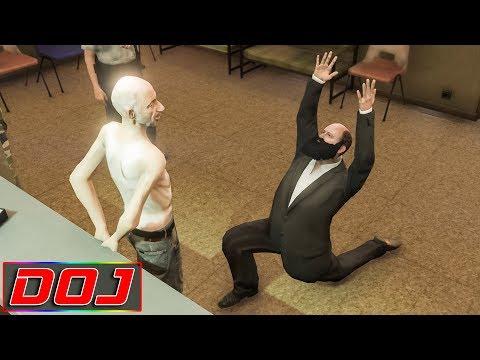 GTA 5 Roleplay - DOJ #13 - Paranormal Activity (LEO)