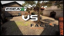 [GER]CS GO : ESEA vs FaceIt ?! Was ist besser ?!