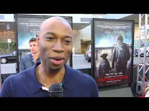 LA Film Fest  Fruitvale Station  Lance Gross, Robbie Jones