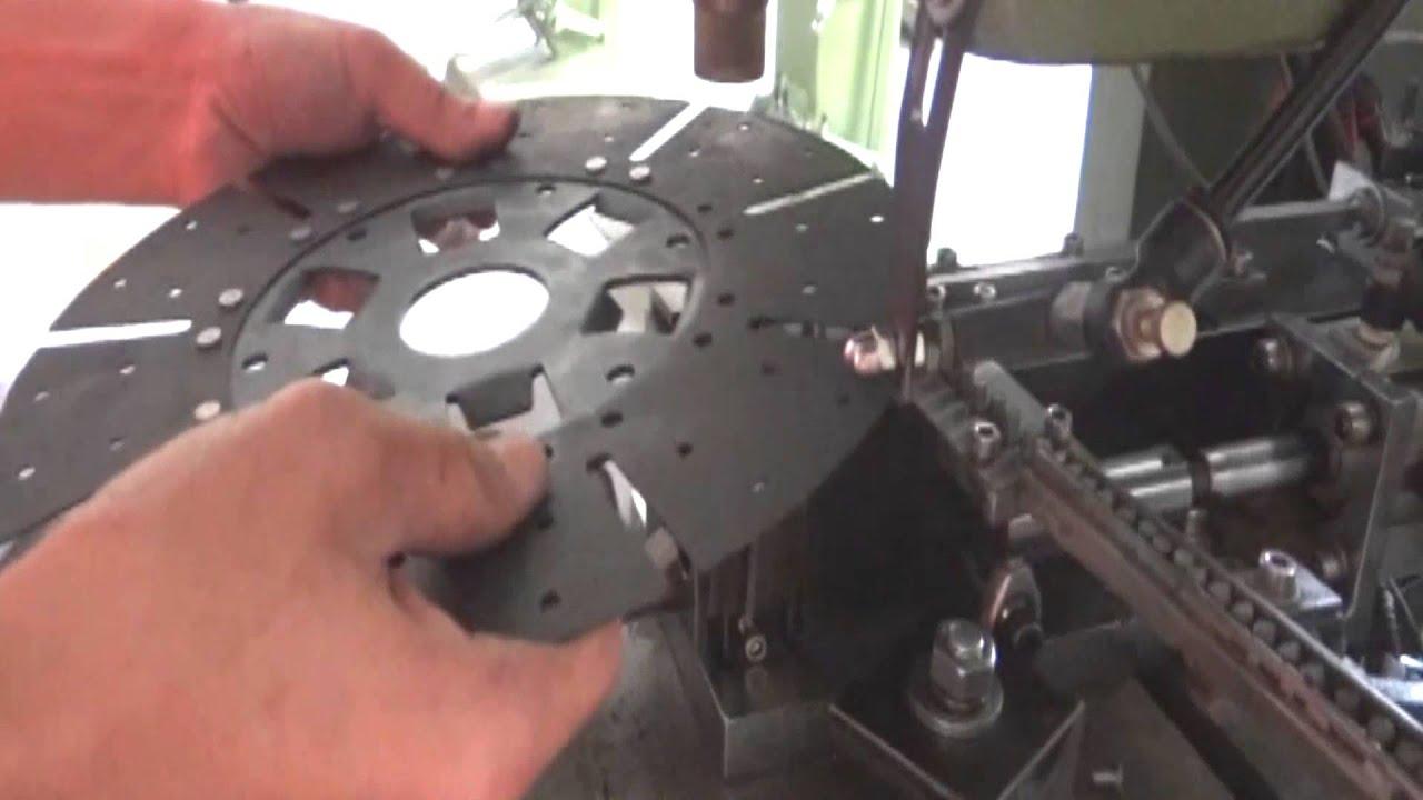 auto rivet machine