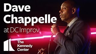 I don't talk about it often | Dave Chappelle at DC Improv
