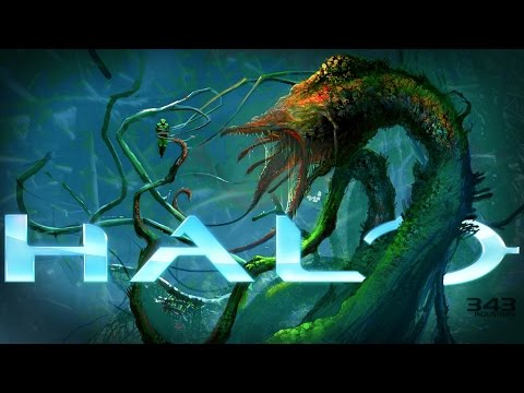 The Gravemind - Halo Lore