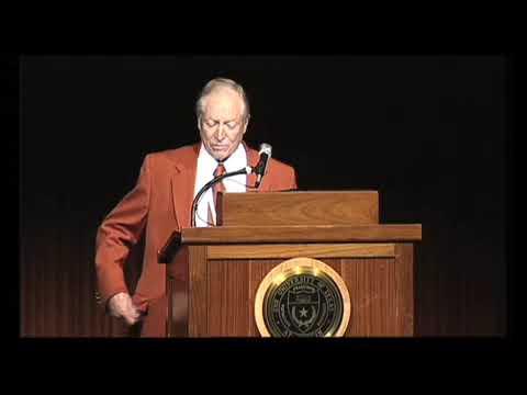 2009 Distinguished Alumnus Awards - Jack Crosby