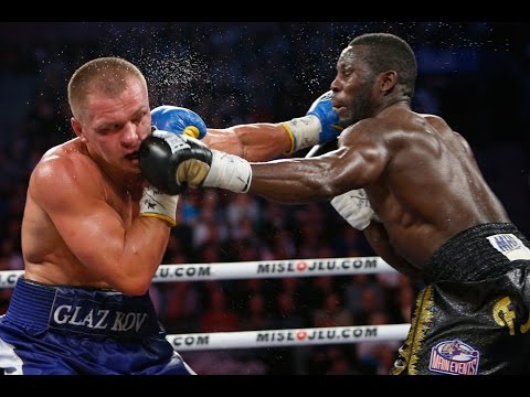 Steve Cunningham vs. Vyacheslav Glazkov: HBO World Championship Boxing Highlights