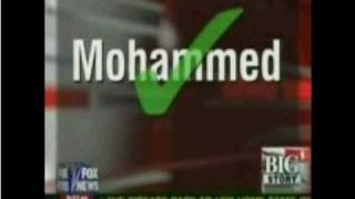 Most Popular Baby Name Mohammed?