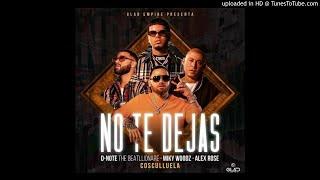 Miky Woodz, Alex Rose & Cosculluela - No Te Dejas (Audio Oficial).mp3