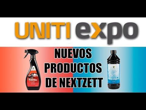 Nuevos productos Nextzett - Uniti Expo Stuttgart