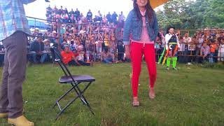 Cachetada nalgada tuzita show en San Pedro nexapa