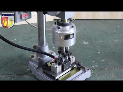 Gear Type Tapping Machine & Fixed Multi Spindle Heads - Purros Machinery