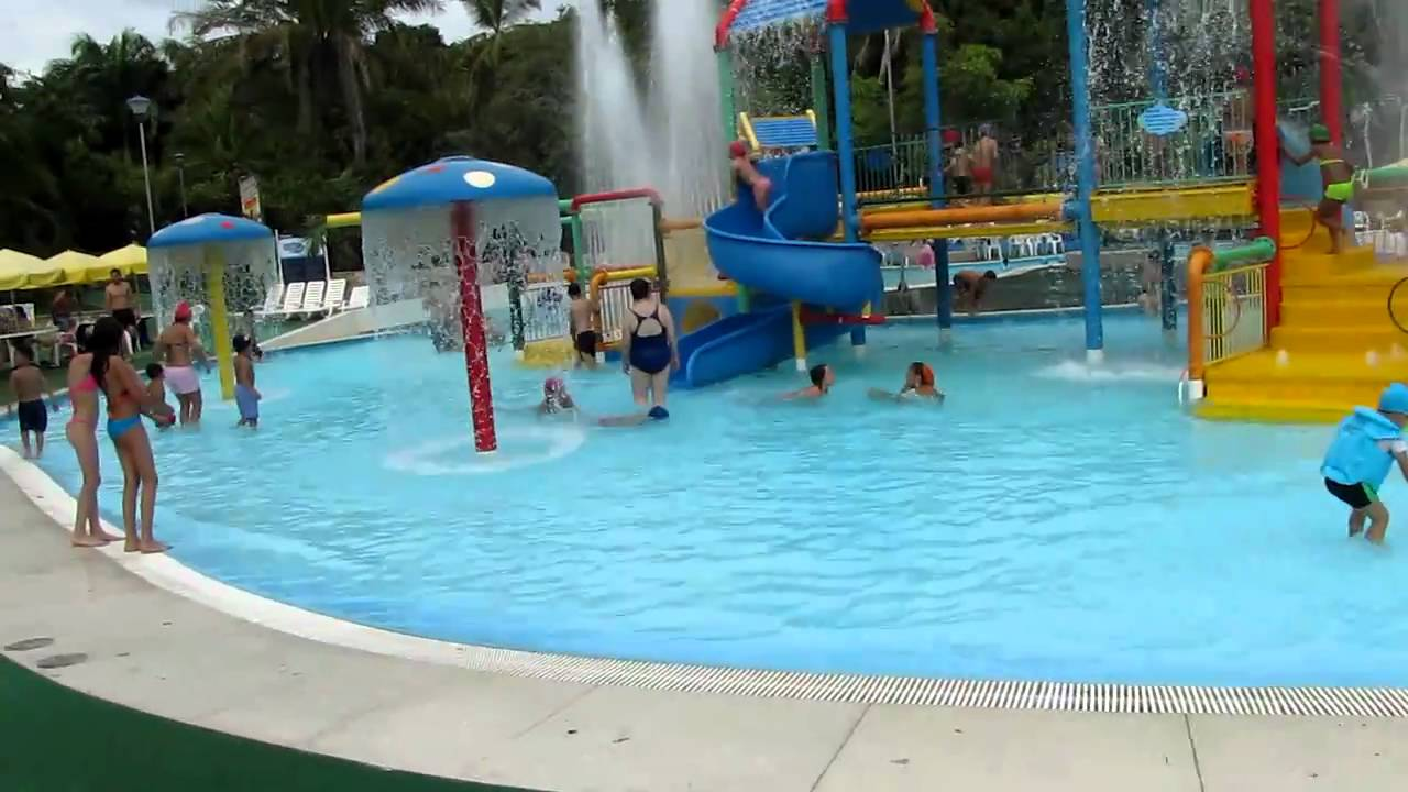 diversion en las piscinas para toda la familia mov youtube