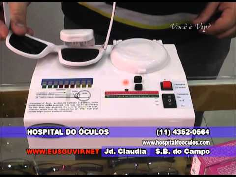 e36dcc812 HOSPITAL DO ÓCULOS - S.B.C - YouTube