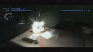 Game One - Resident Evil: The Darkside Chronicles