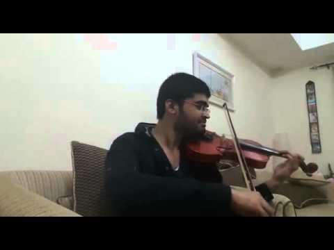 Malare - Premam (violin theme)