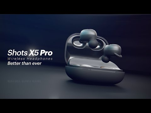 Noise Shots X5 Pro wireless earbuds | Official Video