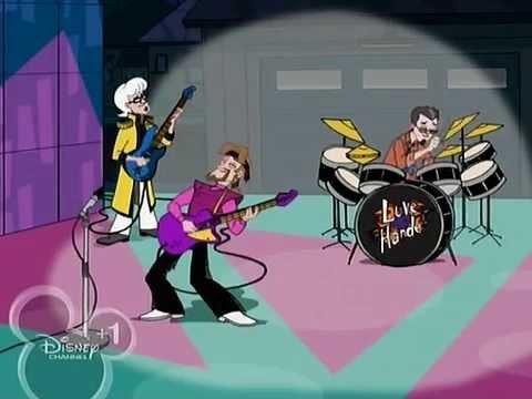 Phineas és Ferb - Az életem te lettél egyetlenem [Disney Channel Hungary]