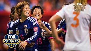 20th Most Memorable Women's World Cup™ Moment: Japan's Magical Team Goal | FOX SOCCER