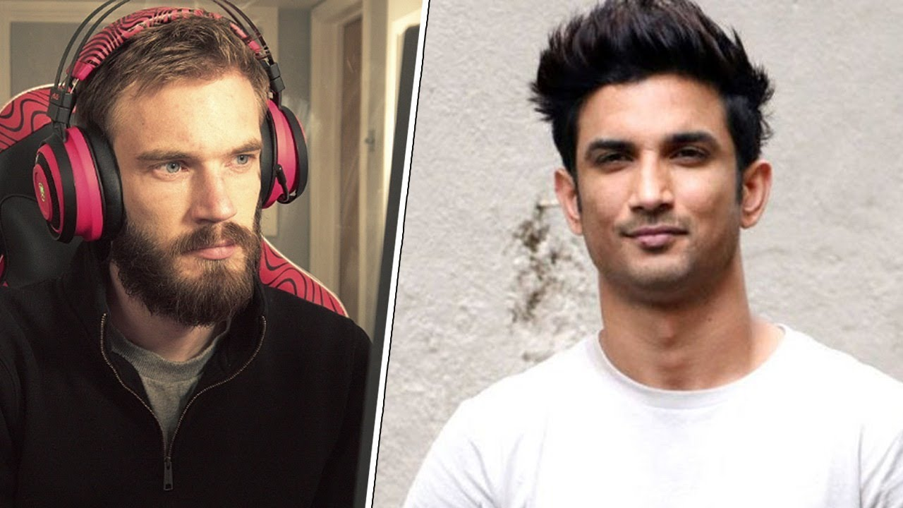 YouTuber PewDiePie cannot believe Sushant Singh Rajput died by ...