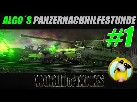 ALGO´s Panzernachhilfe! BC-25T!