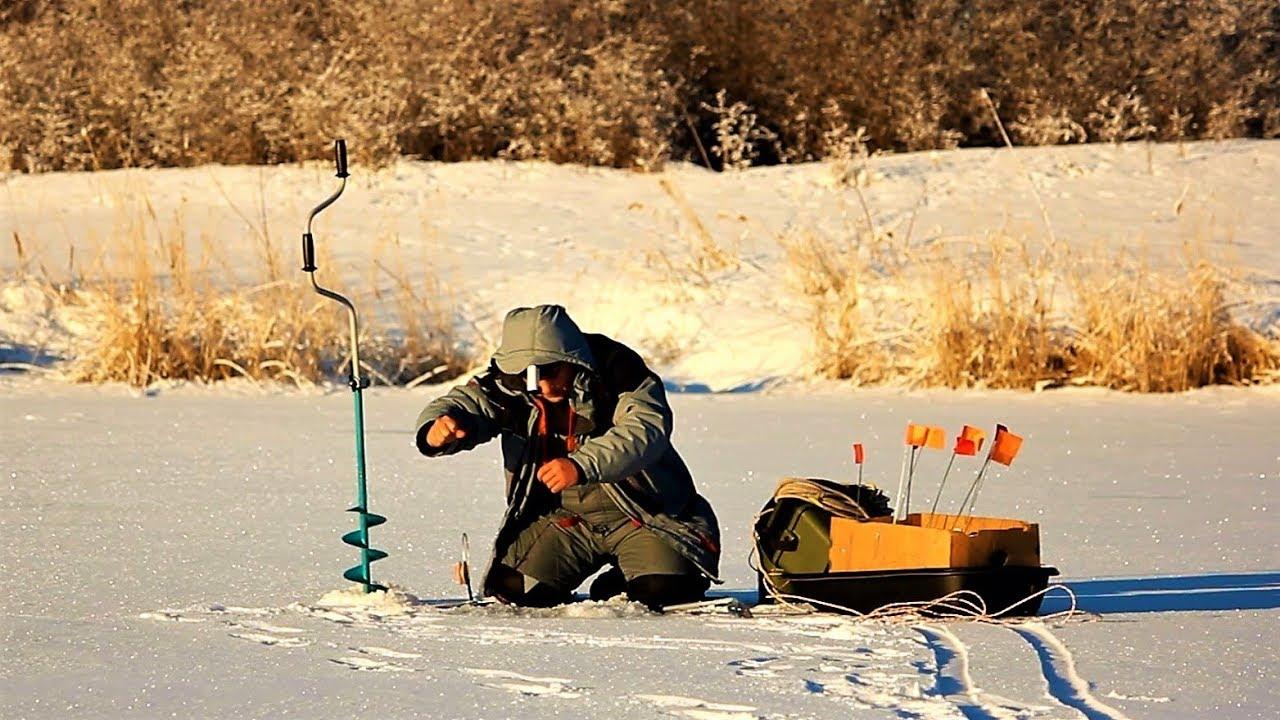 ютуб зимняя рыбалка 2019