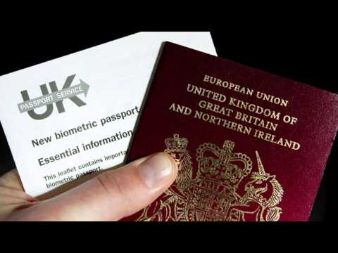 British travellers could face US passport chaos   BBC News