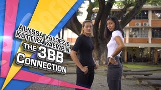 Alyssa Valdez and Kuttika Kaewpin: The 3BB Connection | PVL Exclusives