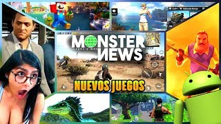 MINECRAFT SWITCH, FORTNITE, PUBG MOBILE 0.5, ARK, HELLO NEIGHBOR FREE FIRE NOTICIAS ANDROID IOS
