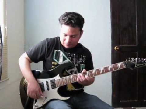 Until We Say Goodbye - Joe Satriani - Cover