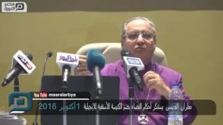 مصر العربية | مطران  القديسين  يستنكر أحكام القضاء بضم الكنيسة الأسقفية للإنجيلية