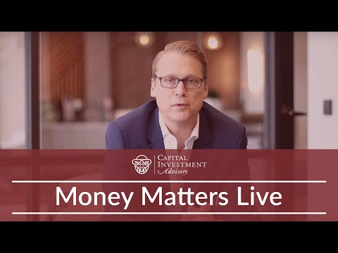 Wes Moss on Money Matters Facebook Live