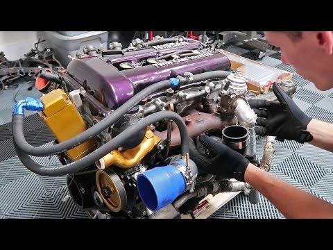 Is her blown up engine worth money? SR20DET TEARDOWN